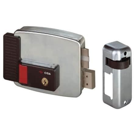 cisa electronic lock
